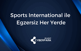 Sports International ile Egzersiz Her Yerde